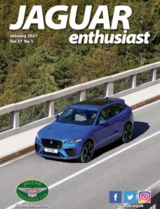 Jaguar Enthusiast – January 2021