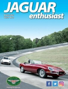 Jaguar Enthusiast – March 2021