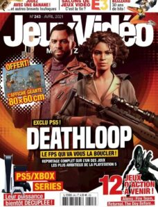 Jeux Video Magazine – Avril 2021