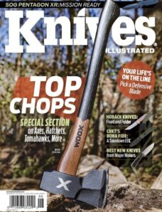 Knives Illustrated – May 2021