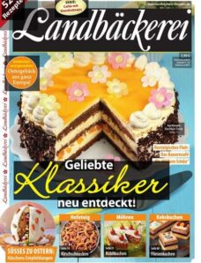 Landbackerei – Marz-April 2021