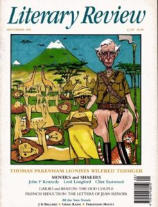 Literary Review – September 1994