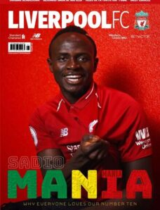 Liverpool FC Magazine – May 2019