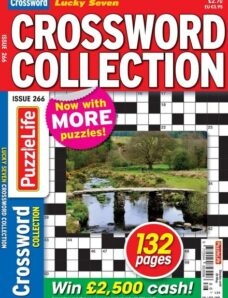 Lucky Seven Crossword Collection – April 2021