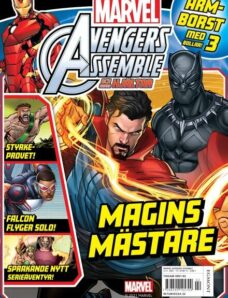 Marvel Avengers – 01 april 2021