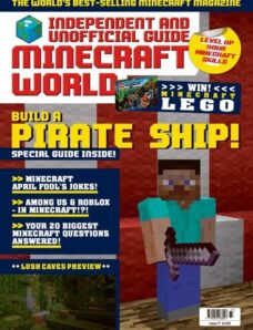Minecraft World Magazine – March 2021