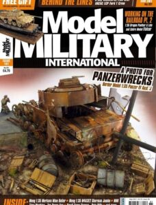 Model Military International – Issue 181 – May 2021