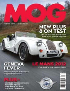 MOG Magazine – Issue 1 – April 2012