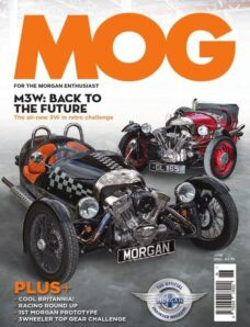 MOG Magazine – Issue 3 – June 2012