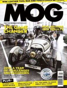 MOG Magazine – Issue 34 – January 2015