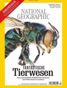 National Geographic – April 2021