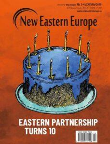 New Eastern Europe – May-August 2019