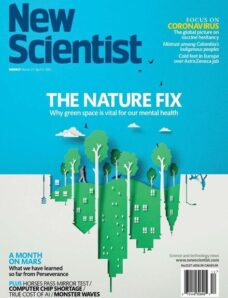 New Scientist – March 27, 2021