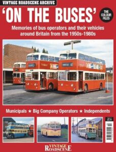 On The Buses – Book 2 – 26 September 2019
