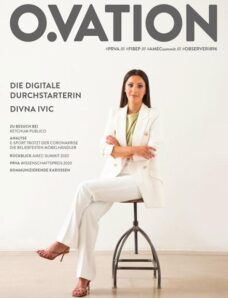 OVATION Magazin – September 2020