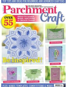 Parchment Craft – May-June 2021