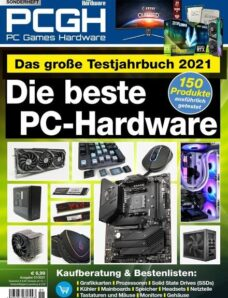 PC Games Hardware Sonderheft – Marz 2021