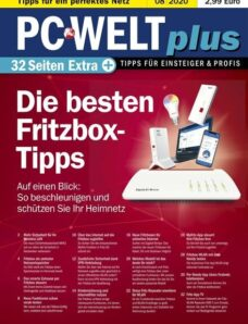 PC-Welt Plus – August 2020