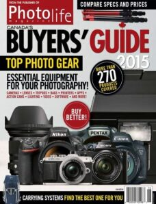 Photo Life – Buyer's Guide 2015