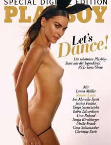 Playboy Germany – Special Digital Edition – Let's Dance ! – 2021
