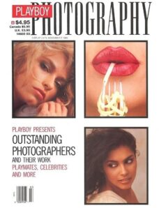 Playboy Photography – November 1988
