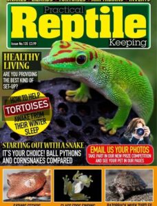 Practical Reptile Keeping – Issue 135 – February 2021