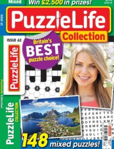 PuzzleLife Collection – 01 April 2021