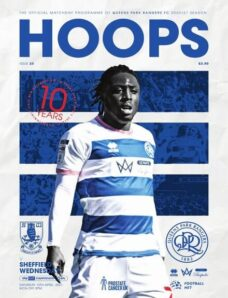 QPR Official Programmes – vs Sheff Wednesday – 10 April 2021
