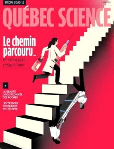 Quebec Science – Mars 2021
