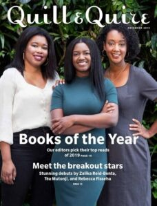 Quill & Quire – December 2019