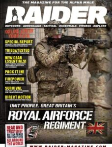 Raider – Volume 12 Issue 7 – 31 October 2019
