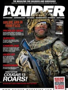 Raider – Volume 14 Issue 1 – 8 April 2021