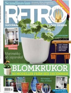Scandinavian Retro – april 2021