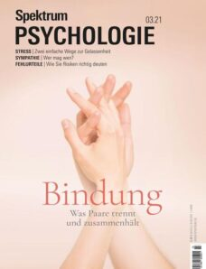 Spektrum Psychologie – 09 April 2021