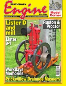 Stationary Engine – Issue 481 – April 2014