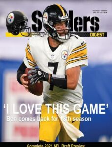 Steelers Digest – April 2021