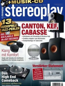 Stereoplay – Mai 2021