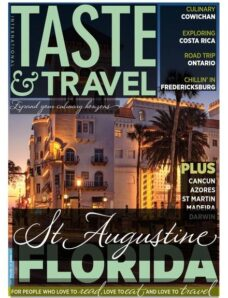 Taste & Travel International – Issue 41 – Spring 2021