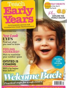 Teach Early Years – Issue 10.2 – September 2020