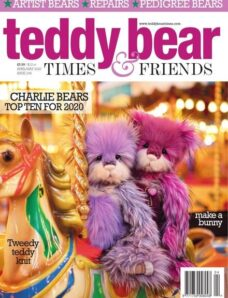 Teddy Bear Times – Issue 246 – April-May 2020