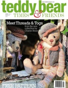 Teddy Bear Times – Issue 251 – April-May 2021