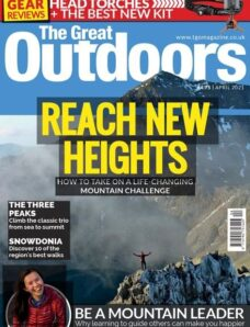 The Great Outdoors – April 2021