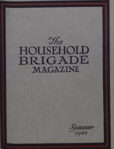 The Guards Magazine – Summer 1941