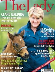 The Lady – 21 September 2012