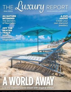 The Luxury Report – 23 March 2021
