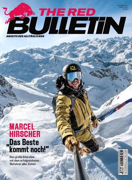 The Red Bulletin Austria – April 2021