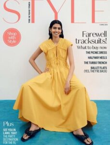 The Sunday Times Style – 4 April 2021
