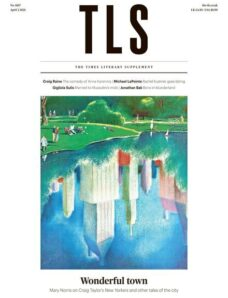 The Times Literary Supplement – 02 April 2021