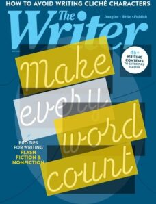 The Writer – May 2021