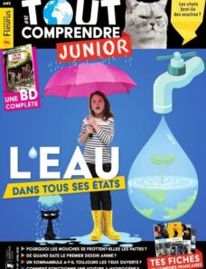 Tout Comprendre Junior – Avril 2021